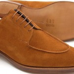 Step Into Some Brown Suede Shoes