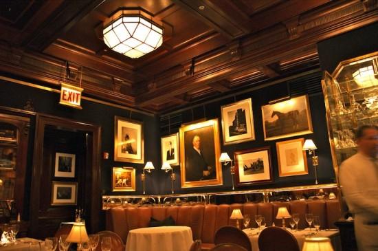 the rl restaurant chicago simply refined. Black Bedroom Furniture Sets. Home Design Ideas