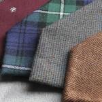 The Variety in Wool Ties