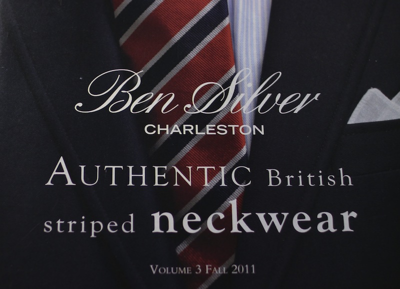 cbadcb799121 The Ben Silver British Neckwear Catalog - Simply Refined