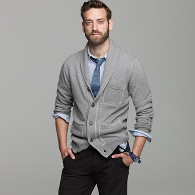 Shawl Collar Cardigan: One of My Favorite Things - Simply Refined